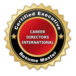 Certified Executive Resume Master logo_Rebecca Bosl - Executive Resume Writer