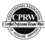 Certified Professinal Resume Writer Association logo_Rebecca Bosl Executive Resume Writer
