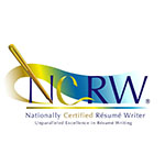 THE NATIONAL RÉSUMÉ WRITERS' ASSOCIATION logo_Rebecca Bosl Executive Resume Writer