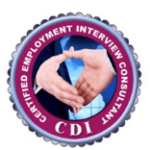 Certified Employment Interview Consultant (CDI) logo_Rebecca Bosl - Executive Resume Writer